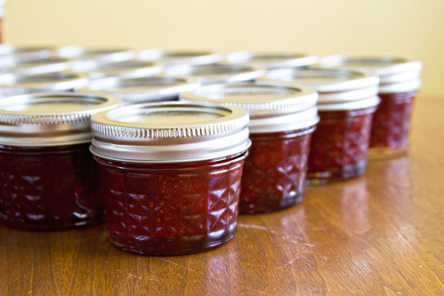 Strawberry & Wine Jam