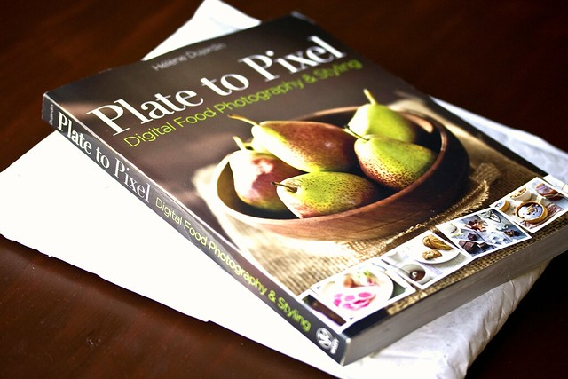"""Plate to Pixel"" Book Giveaway"