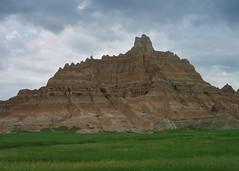 Badlands National Park 6 (ConanTheLibrarian) Tags: rock southdakota rocks erosion badlands badlandsnationalpark