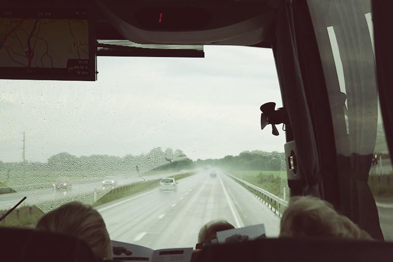 Åkte buss i 25 timmar