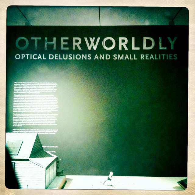 Otherwordly show @ MAD
