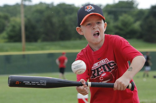 Lakota West baseball camp