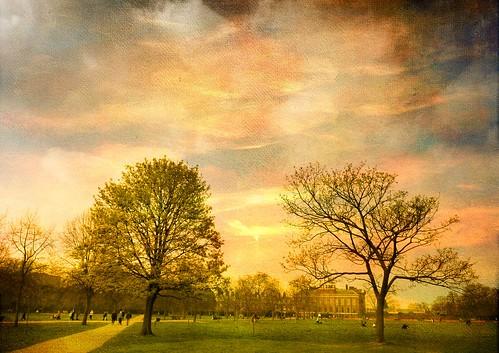 London ..... .long , long ago