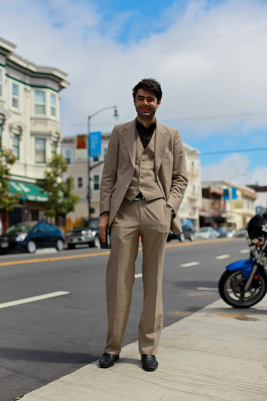 peterg - san francisco street fashion style