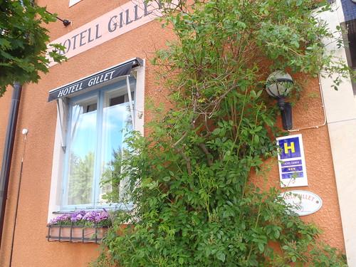 Hotel Gillet, en Katrineholm