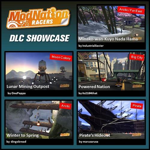 ModNation Monday: DLC showcase