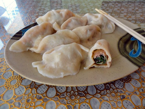 deansinworld pork dumplings