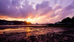迷人的黃昏 (Window Leong) Tags: landscape photography photo dusk 風景 macao 澳門 coloane sigma1224 相片 攝影 黃昏 路環 十月初五馬路 s1224 d3100 foursquare:venue=undefined