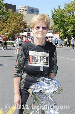 8) Half-Marathoners from Ottawa, Gatineau & Area: stats and pics (Judi - Kristine)