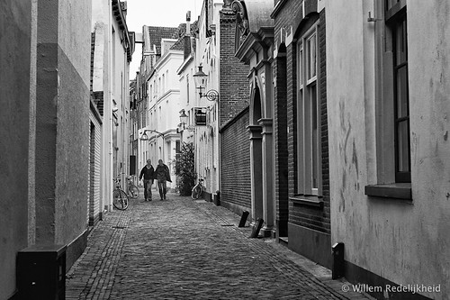 Deventer op Stelten - Alleyway