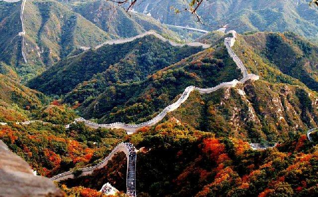 万里の長城(世界各国の観光名所を巡れるオプショナルツアー)