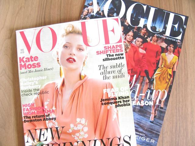Vogue, August 2011 | Emma Lamb