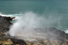 Spouting Horn 8 (Journey of A Thousand Miles) Tags: seascape hawaii kauai 2012 poipubeachpark