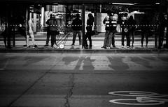 Empty Lanes (Dan Cronin^) Tags: people urban toronto dan night photography chinatown photographer shadows empty cronin dancronin