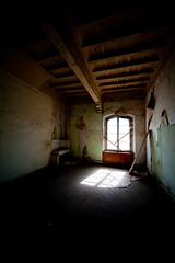A walk into the castle. (sam_88) Tags: urban castle nikon urbex d700 castellodicusago