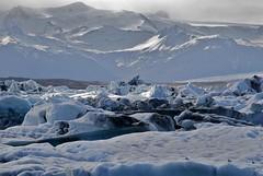 Jökulsárlón Glacier 2