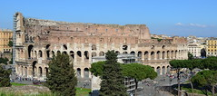 Sunny Colosseum 2 (pjpink) Tags: italy rome march spring ancient historic colosseum 2014 ancientrome pjpink