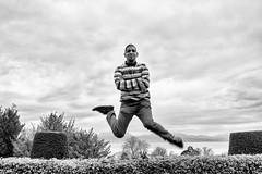 Hommage  Halsman (TisspA) Tags: lausanne elysee halsman jumpology