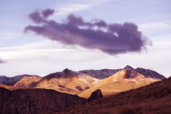 Light and Shadows (tigrić) Tags: travel patagonia mountain southamerica argentina landscape hiking rockclimbing elchalten mtfitzroy losglaciaresnationalpark fitzroyrange parquenacionallosglaciares elchaltén graniterock captainrobertfitzroy