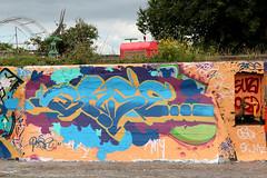 graffiti (wojofoto) Tags: amsterdam graffiti streetart wojofoto ndsm nederland netherland holland wolfgangjosten