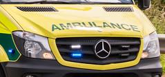 Welsh Ambulance Service (CN14 LBK) (Mark Hobbs@Chepstow) Tags: cameraphone camera dog wales train photography nikon ship d750 fullframe fx chepstow monmouthshire hgv d7100 markhobbs
