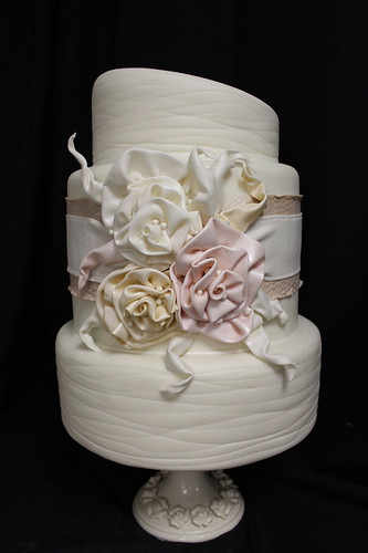 Crafty Wedding Cake med
