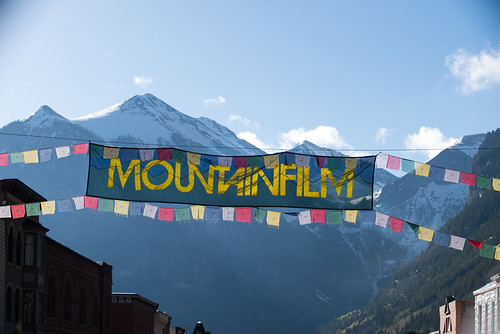 Mountainfilm Banner