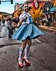 Dorothy (landbergmary) Tags: marylandberg conceptualphotography conceptualportrait portrait brave courageous puttingitoutthere uninhibited fearless rubyslippers dorothy halloween