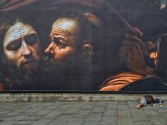 London's Caravaggio (AubreyAlexanderHill) Tags: caravaggio london street urban