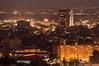 Bucharest by night (flavianos) Tags: hotelintercontinental bucharest fly nikond3200 70300nikkor
