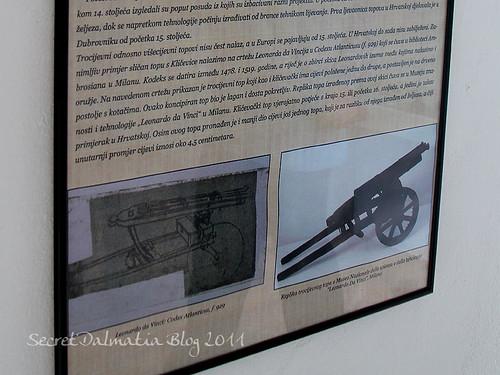 History of Leonardo's canon