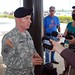 Deputy Commanding General USACE at a press conference