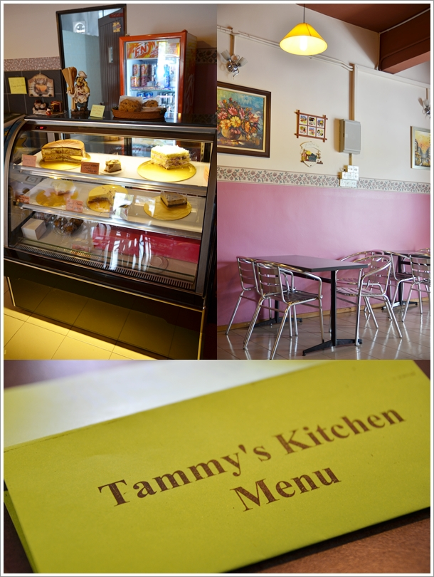 Tammy Kitchen Menu
