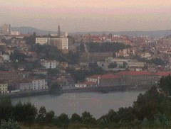 Evening in Porto (Posterized Photo) by randubnick