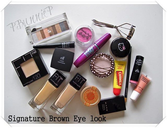 Signature Brown-Eyes look [tools]