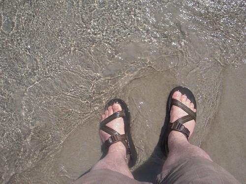 My Feet, Baltic Sea