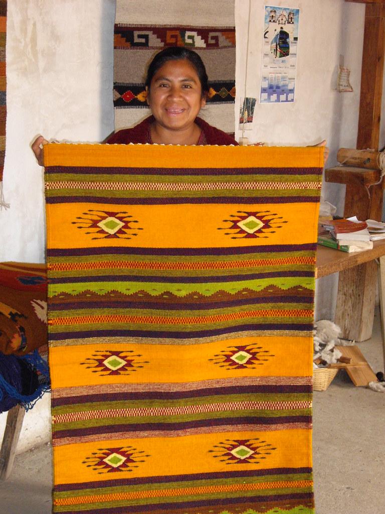 Oaxacan Rug