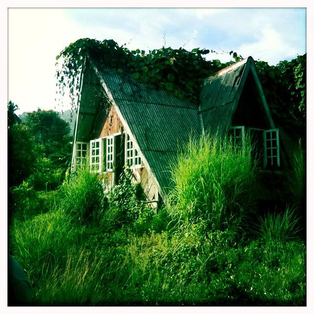 Abandoned House, Tioman Islands, Malaysia