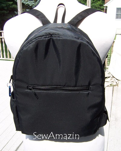 Backpack - Butterick 5346