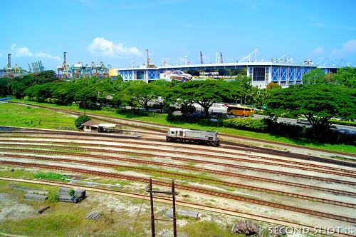 Tanjong Pagar Marshalling Yard