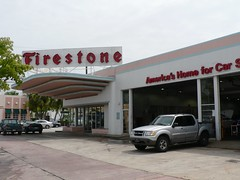 Firestone Service Station, Miami