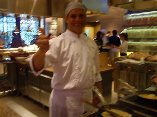 Melaka the egg man