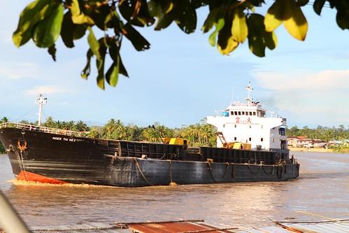 Bulk Cargo Vessel by wanhashim