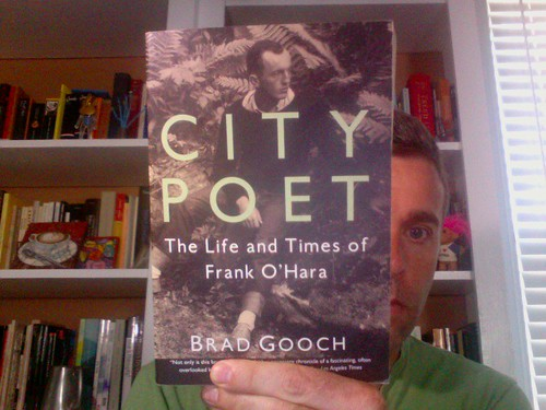 City Poet: The Life and Times of Frank O'Hara by Michael_Kelleher