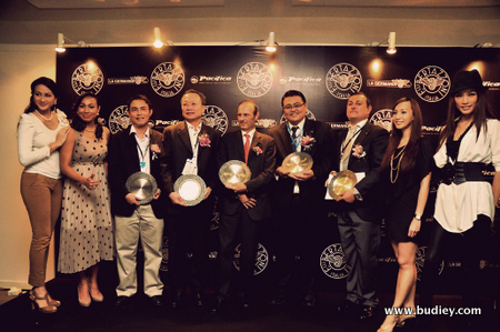Dynas, Ning, Saifuddin Ahmad, Saifuddin Ahmad, Vincent Lim, Dr Andrea Ambra, John Cho, Graziano Soliani