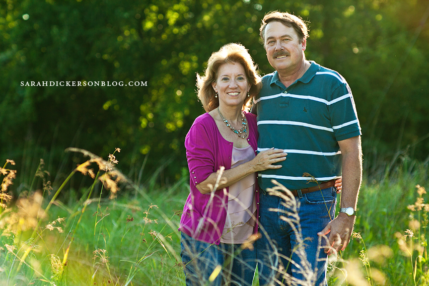 Shawnee Mission Park Kansas family portraits