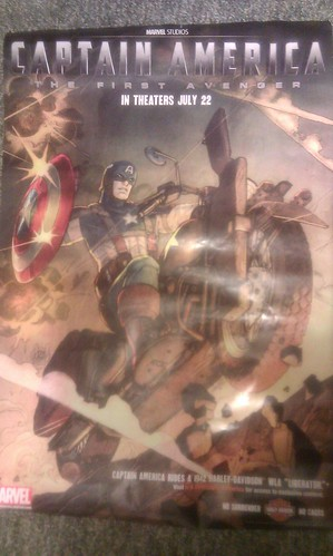 Captain America swag