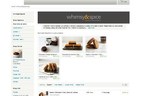 whimsy spice blogiversary