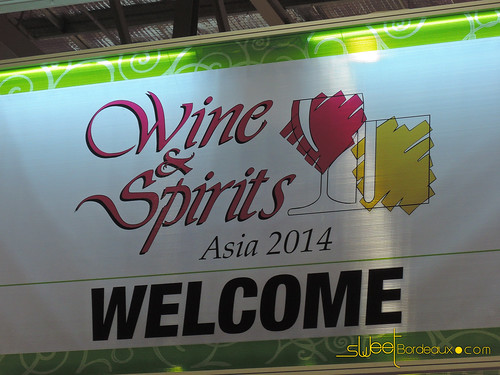Wine & Spirits Asia 2014 - Singapour