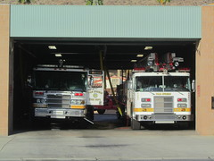 Palm Springs Fire Engines (MR38) Tags: fire palm springs engines